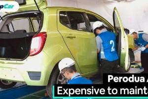 Perodua Axia: Berapa kos jagaan untuk tempoh 5 tahun?