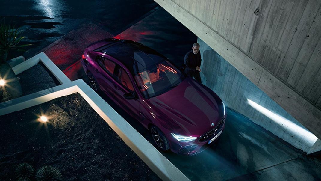 2020 BMW M850i xDrive Gran Coupe Exterior 019