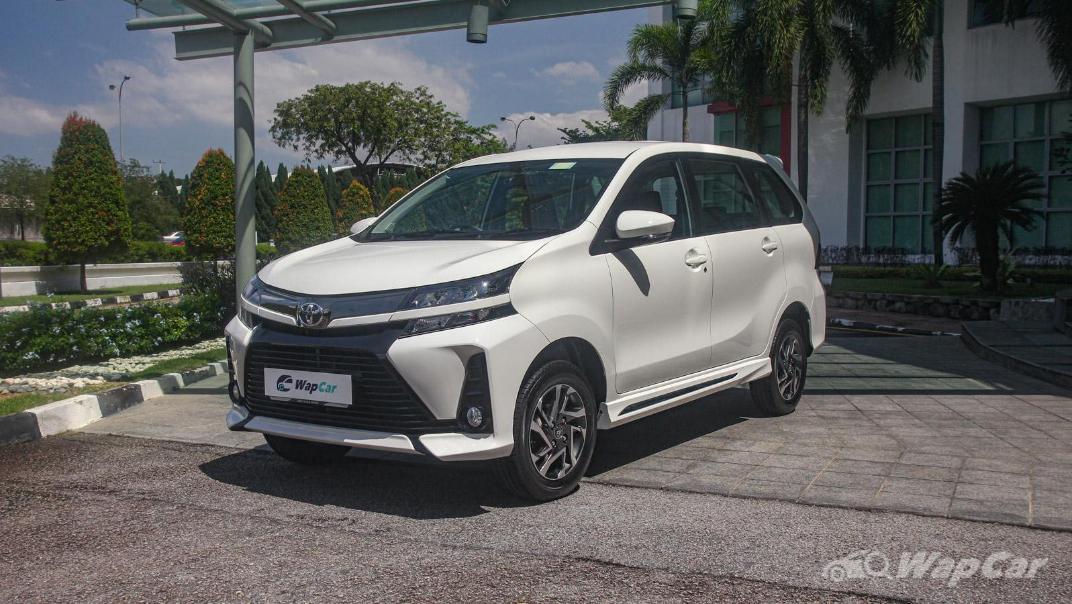 2019 Toyota Avanza 1.5S+ Exterior 001