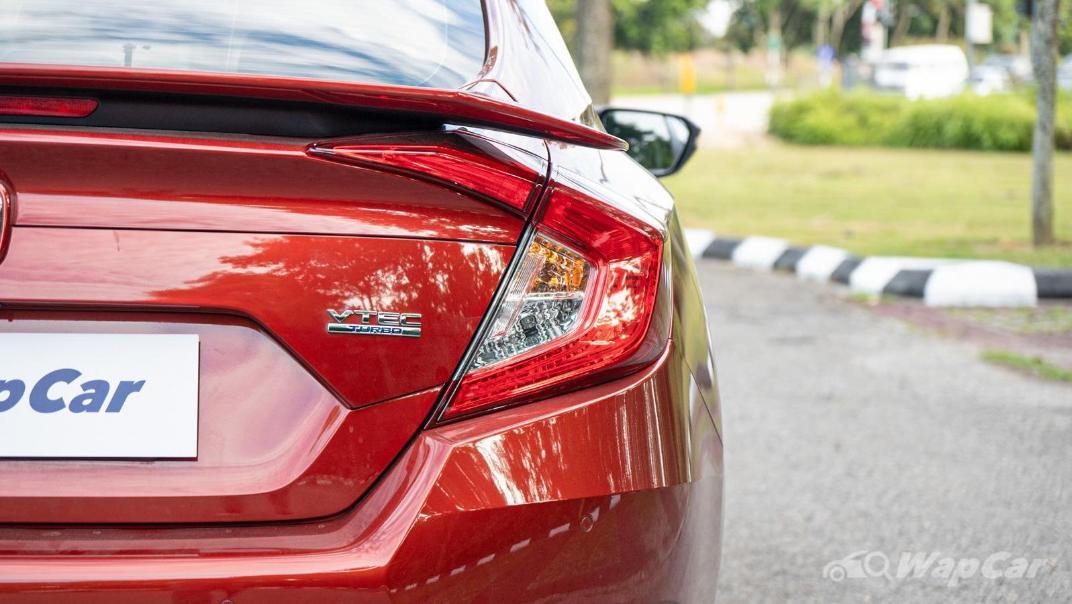 2020 Honda Civic 1.5 TC Premium Exterior 018
