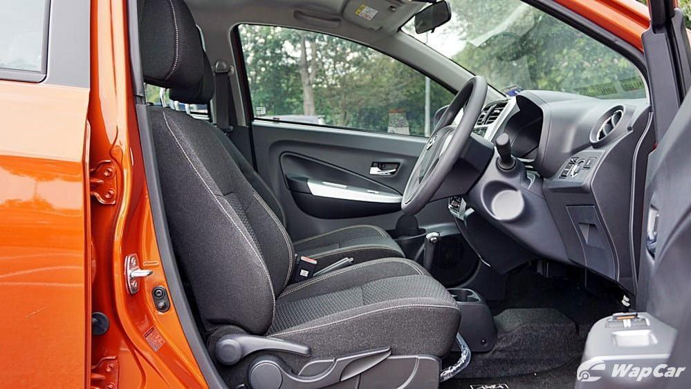 2019 Perodua Axia Style 1.0 AT Interior 018