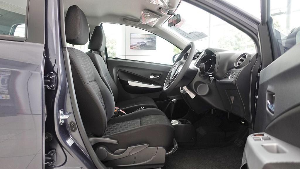 2018 Perodua Axia SE 1.0 AT Interior 029
