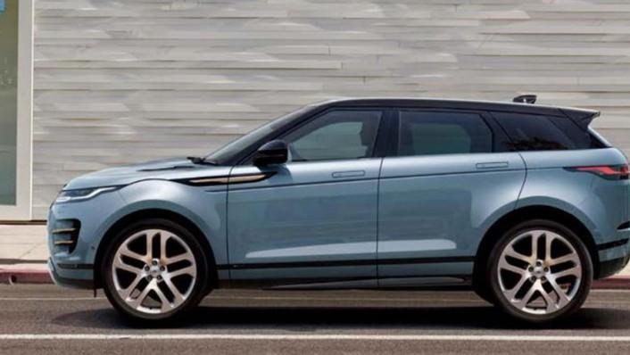 2020 Land Rover Range Rover Evoque Public Exterior 004