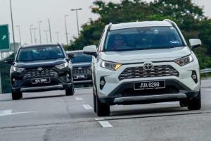 Top Rank: 2019's Top 10 best-selling SUVs in the world