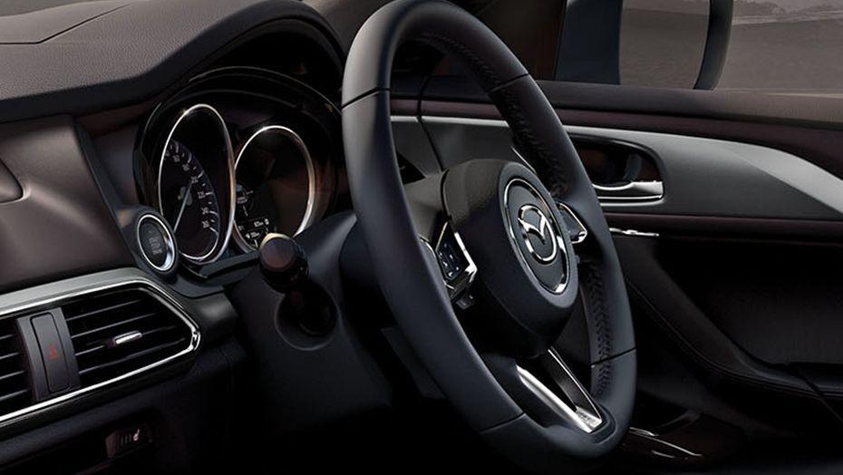 Mazda CX-9 (2018) Interior 002