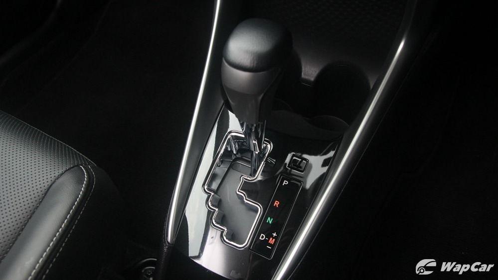 2019 Toyota Vios 1.5G Interior 046