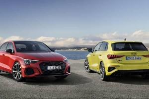 All-new 2021 Audi S3 Sedan and S3 Sportback unveiled, 310 PS and 400 Nm compact family cars!