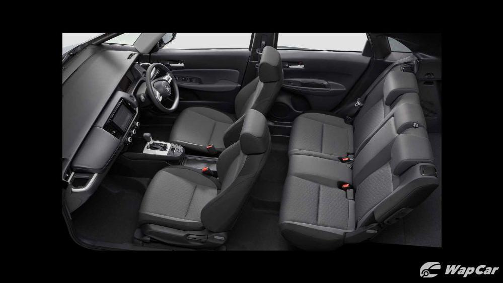 Honda Jazz (2020) Interior 002