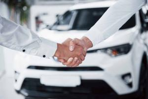 What paperwork do you need before selling your car?