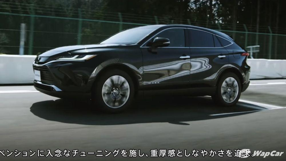 Here's the promo video for the all-new 2021 Toyota Harrier 01
