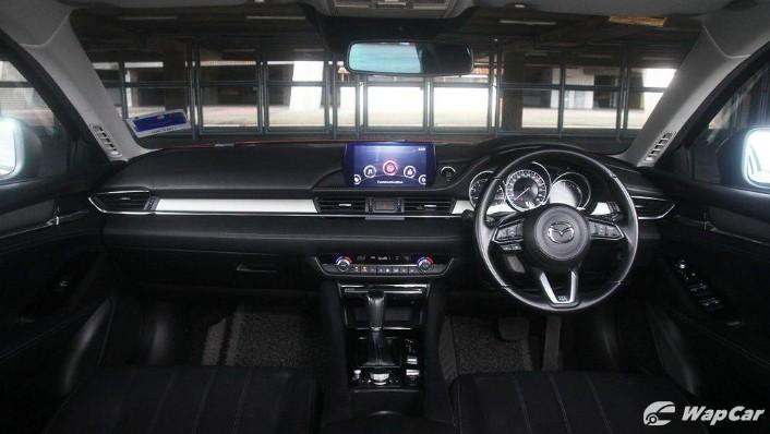 2019 Mazda 6 SkyActiv-G 2.5L Interior 001