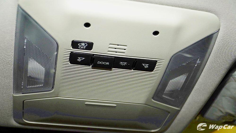 2020 Toyota RAV4 2.5L Interior 120