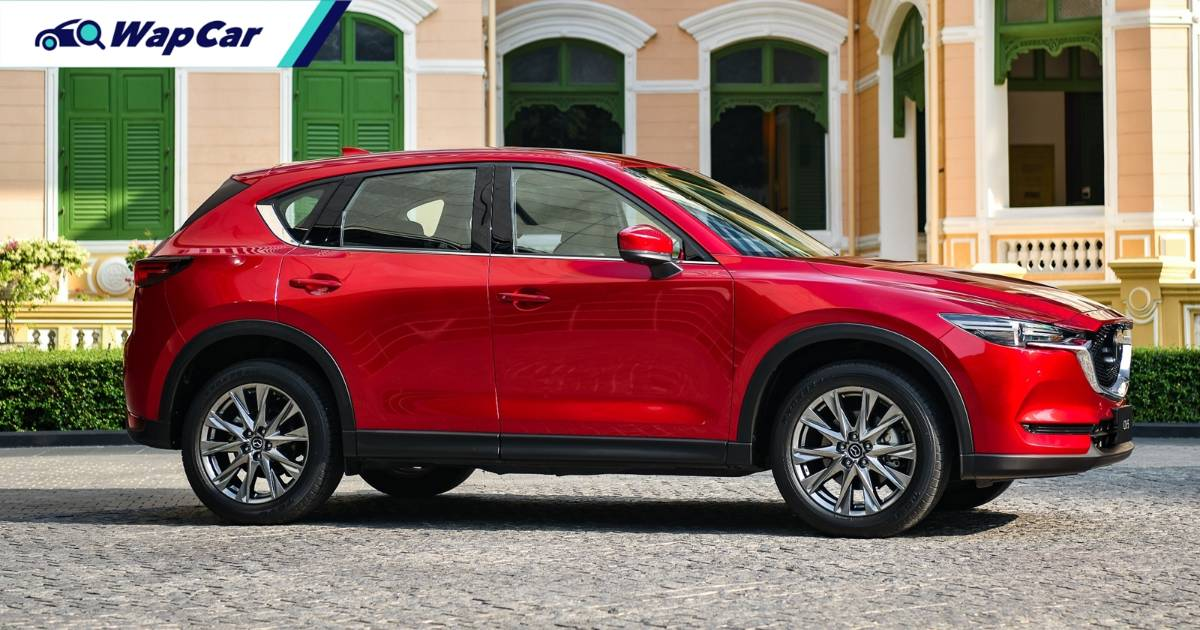 New Mazda CX-5 launched in Thailand, but it's not what you think 01