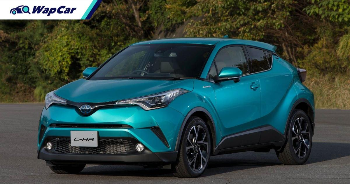 After Corolla Cross' success, Toyota C-HR is now a hybrid-only model in Thailand 01