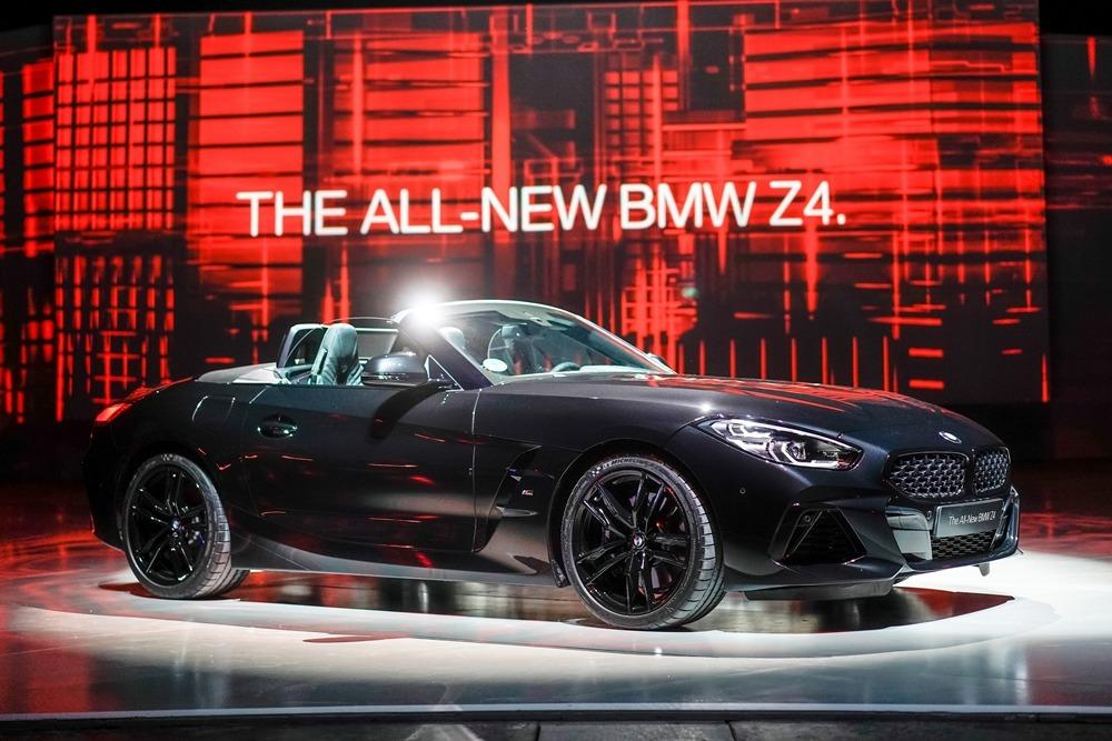 BMW Z4, prices confirmed for Malaysia, RM 479,800 01