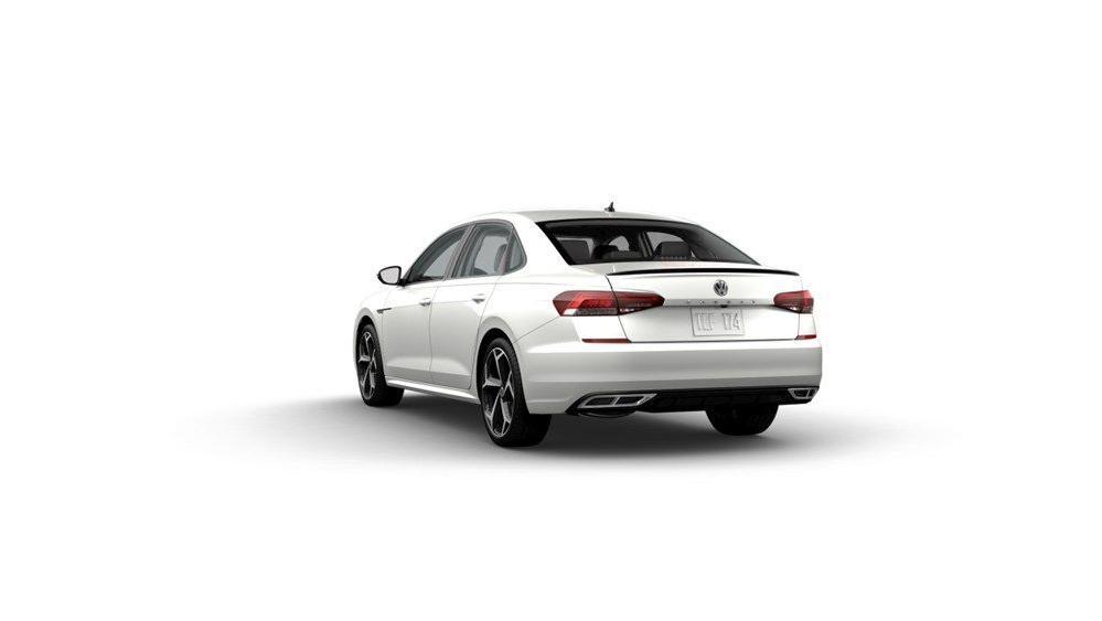 2020 Volkswagen Passat Exterior 009