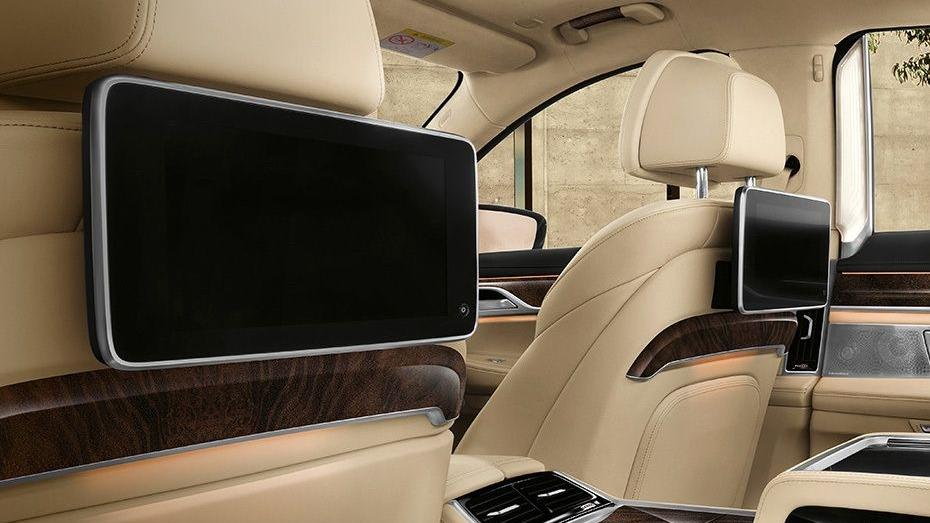 BMW 7 Series (2019) Interior 007