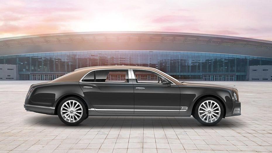 Bentley Mulsanne (2017) Exterior 002