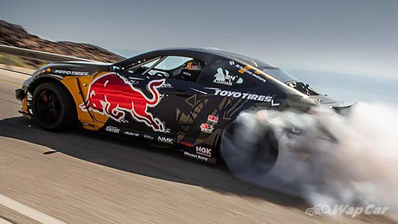 This 1,200 PS Lexus RC F is the world's most advanced drift car 02