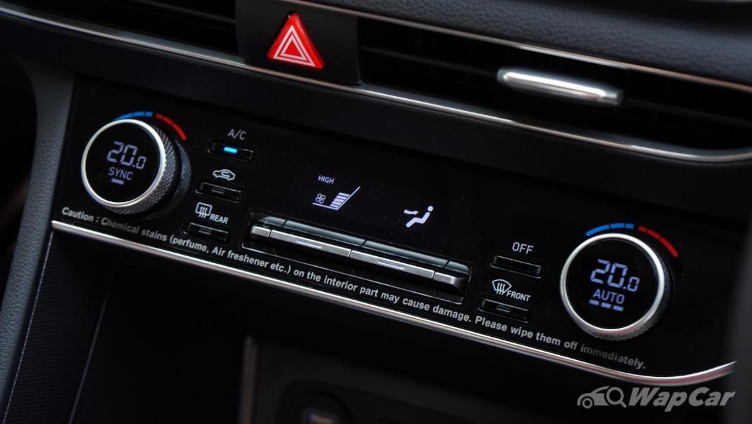 2020 Hyundai Sonata 2.5 Premium Interior 017