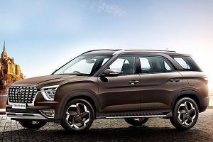 Aruz-rivalling, ASEAN-bound 2021 Hyundai Alcazar unveiled in India