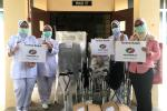Perodua contributes RM 80k worth of medical equipment to Sungai Buloh Hospital