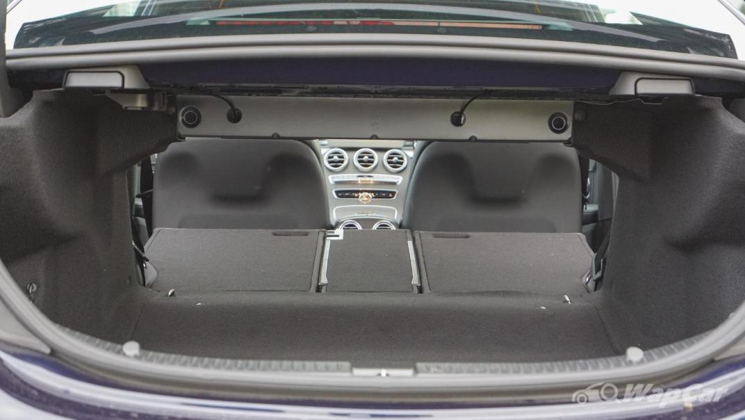 2020 Mercedes-Benz C-Class C 200 AMG Line Interior 079