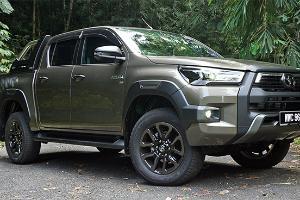 Toyota Hilux Rogue – trak sasa yang layak menang Anugerah Kereta Tahun 2020 WapCar - BM?