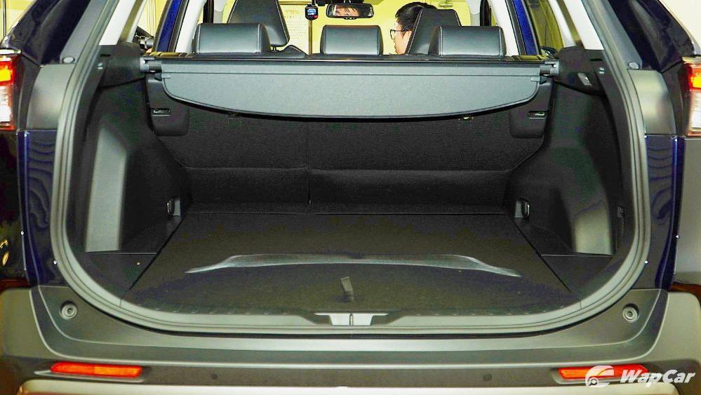 2020 Toyota RAV4 2.5L Interior 121