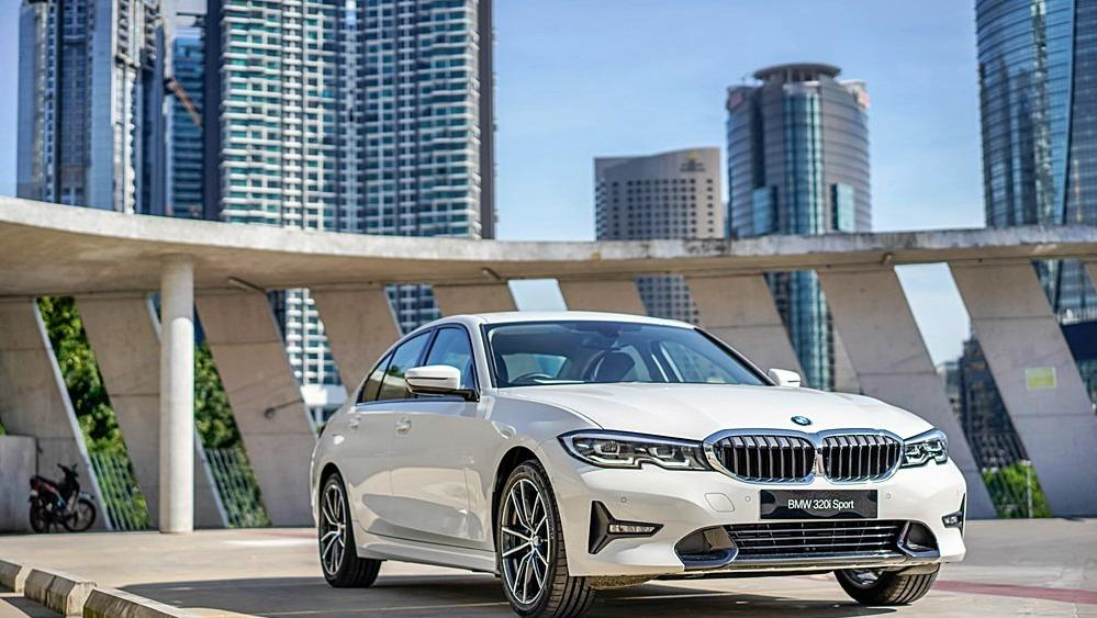 2020 BMW 3 Series 320i Sport Exterior 082