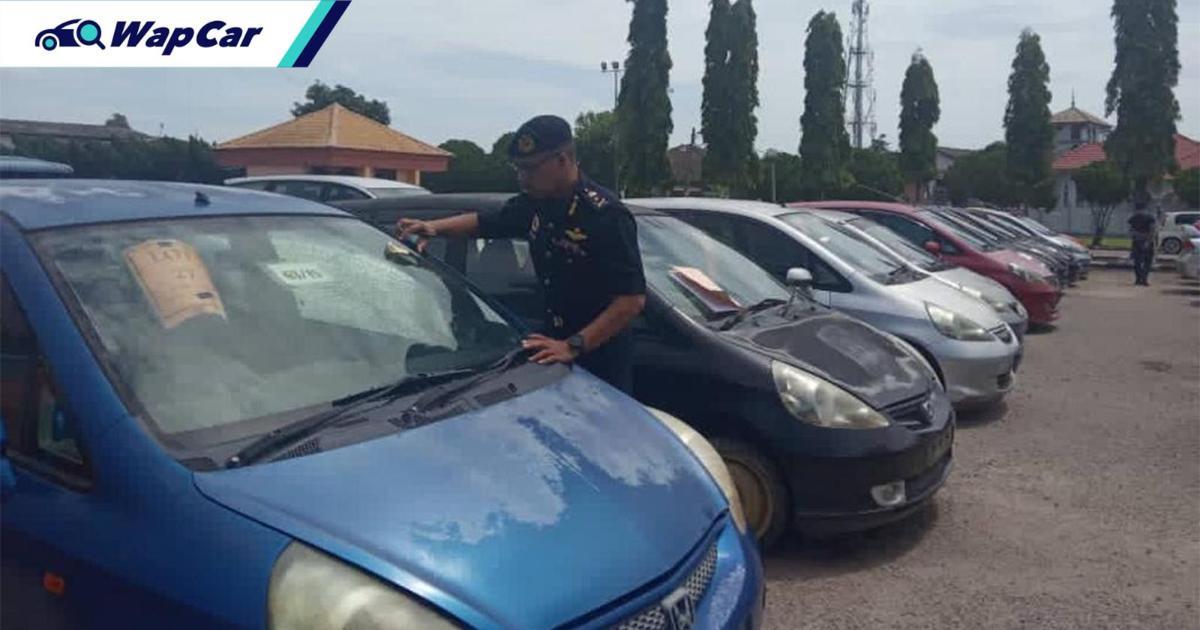 Honda Jazz, kereta klon paling banyak tumpas di Kelantan! 01