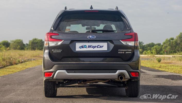 2019 Subaru Forester 2.0i-S EyeSight Exterior 004