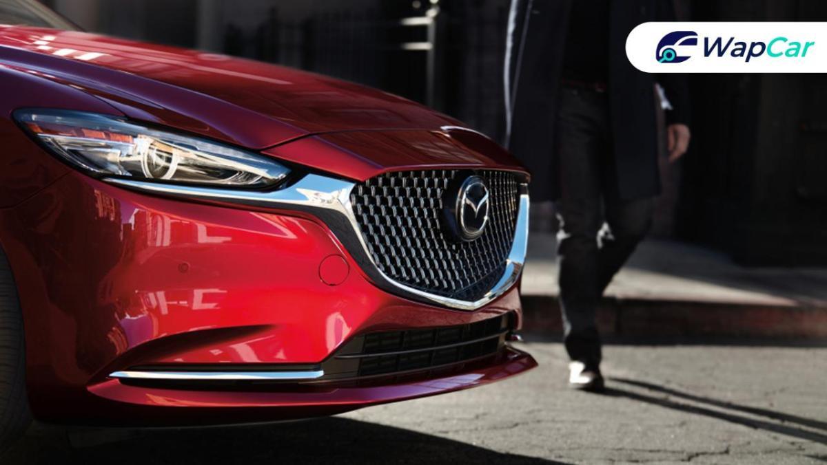 Warna Paling Merah Di Dunia Ada Pada Mazda Bagaimana Mazda Menghasilkannya Wapcar