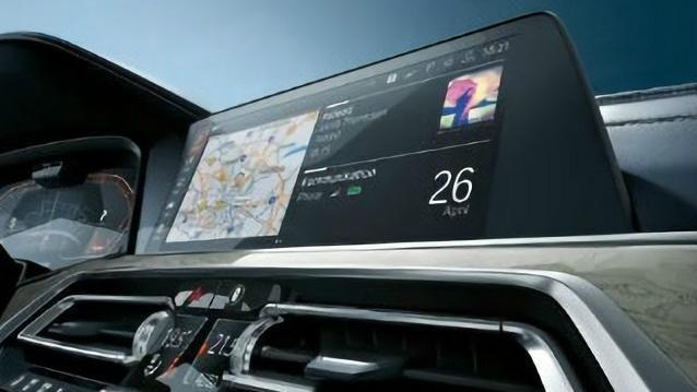 BMW X7 (2019) Interior 007