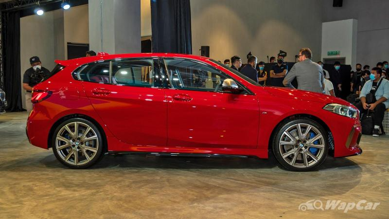 All-new 2020 (F40) BMW M135i launched in Malaysia – 306 PS/450 Nm, RM 356k 02