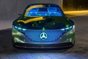 Mercedes-Benz and Nvidia hook up to build AI in-car infotainment