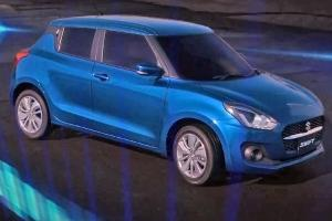 New 2021 Suzuki Swift facelift launched in Thailand: 1.2L DualJet, CVT, 23 km/L