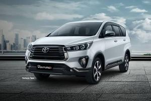 Poor man's Alphard gets updated - 2021 Toyota Innova facelift heads to Malaysia