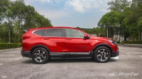 2019 Honda CR-V 1.5TC Premium 2WD Exterior 004