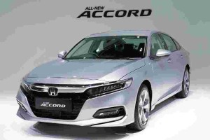 All-new 2020 Honda Accord is made using laser brazing tools: stronger body, smoother joints