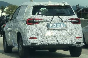 Spied: Chery Tiggo 5x spotted in Malaysia, another Chinese X50 rival arriving here?