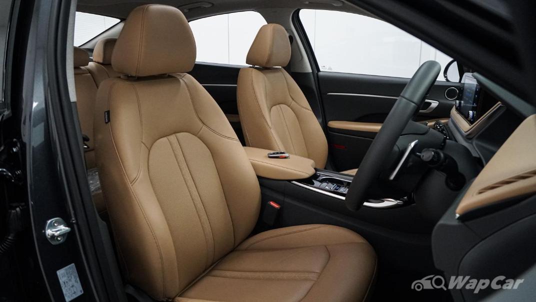 2020 Hyundai Sonata 2.5 Premium Interior 096
