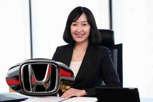 Honda Malaysia welcomes first woman MD and CEO - Madoka Chujo