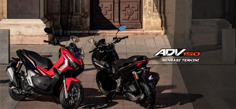 Honda ADV 150 kini di Malaysia, harga RM11,999 02
