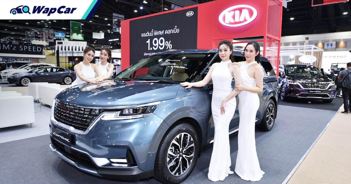 Malaysia to launch CKD Kia Carnival in Q1 2022, Seltos in Q4, target 2,000 unit sales 01