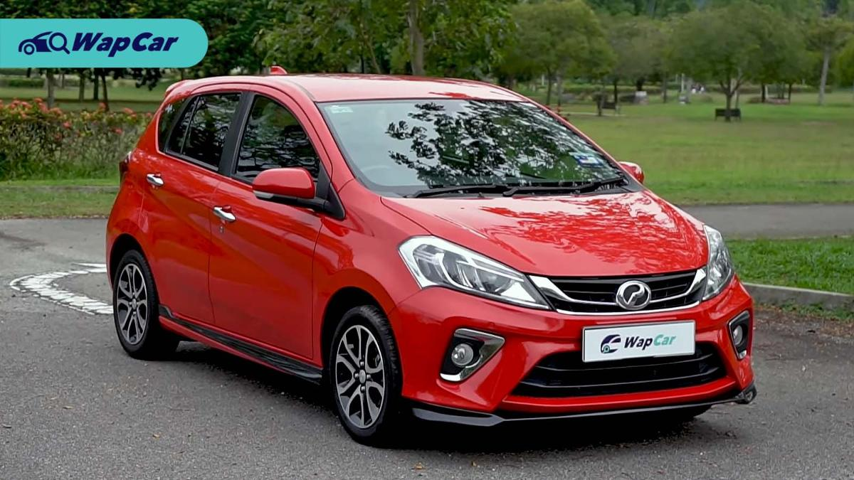 Perodua Myvi – How much to maintain, what's the monthly payment? 01