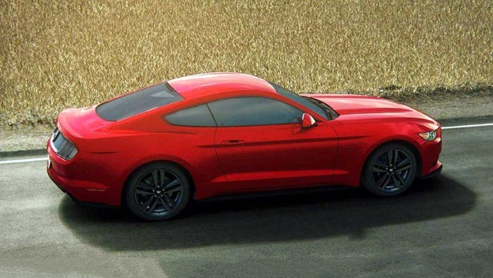 Ford Mustang (2018) Exterior 006