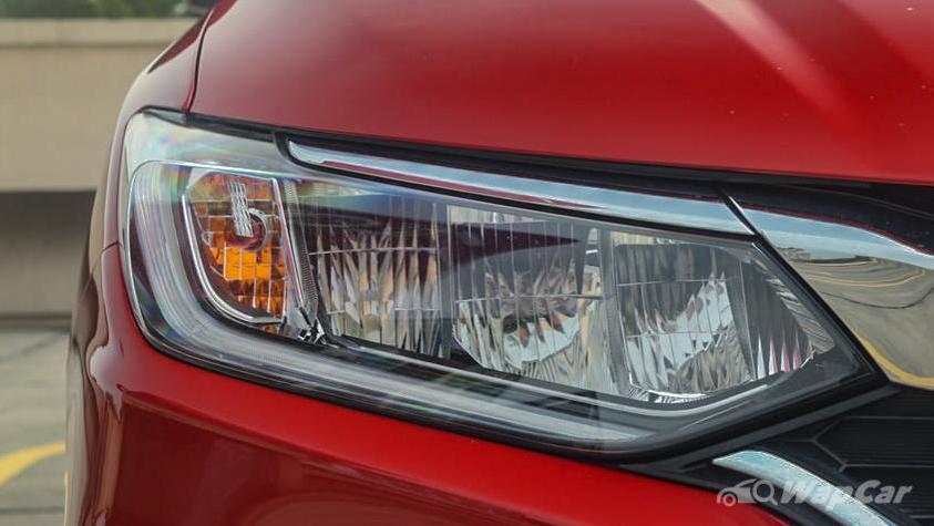 2018 Honda City 1.5 V Exterior 009