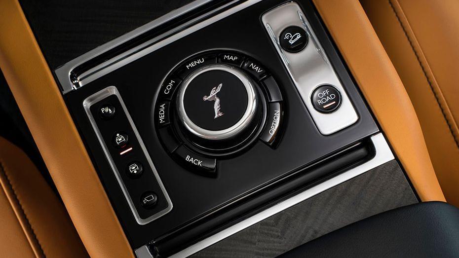 2018 Rolls-Royce Cullinan Cullinan Interior 014