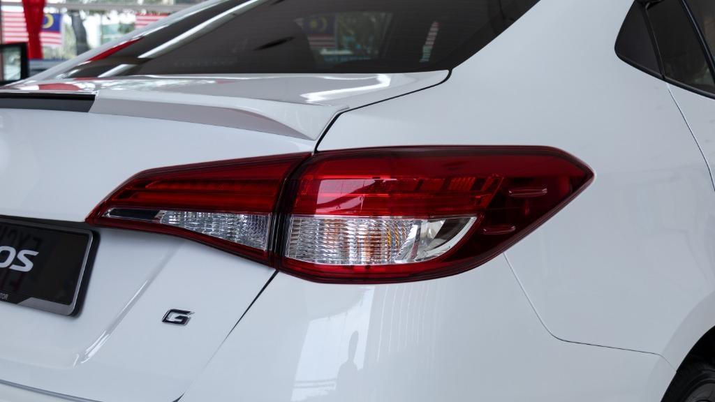 2019 Toyota Vios 1.5G Exterior 014